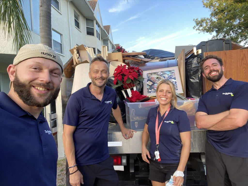 Junk Removal Team in Sarasota