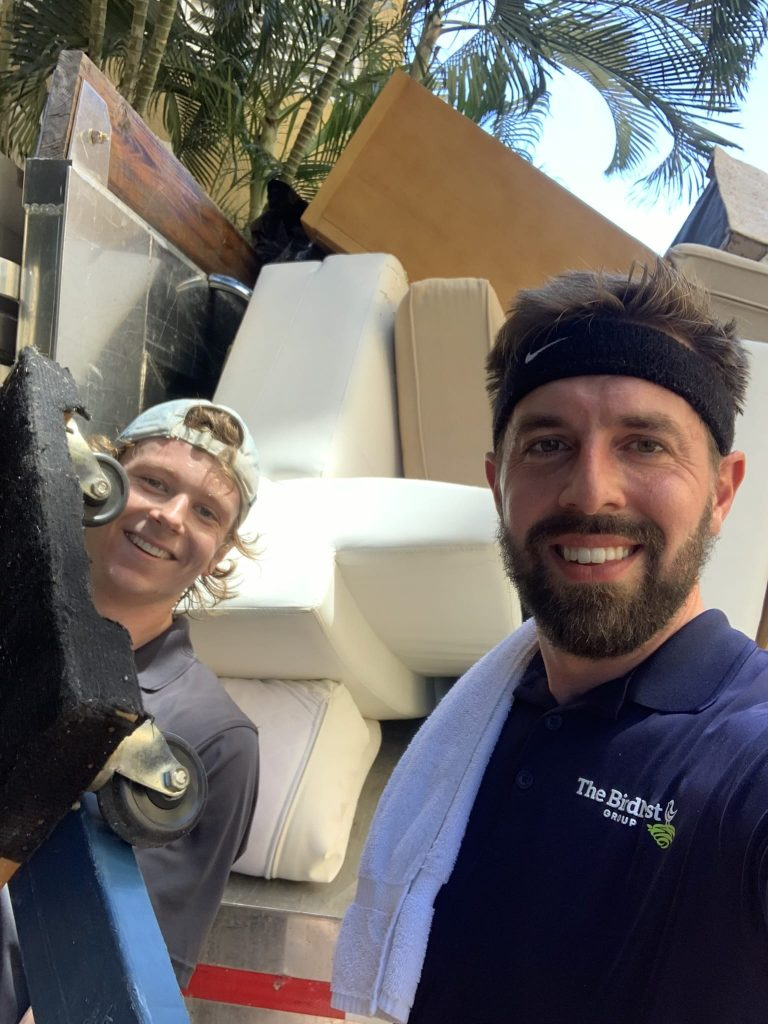 Sarasota Furniture Haulers and Junk Removers